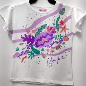 Girls T-Shirt (White)