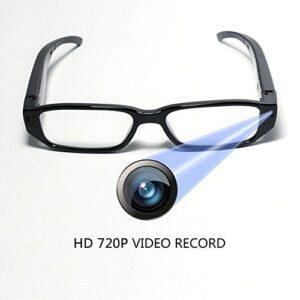 New 720P HD Spy Glasses Eyewear DVR Mini Video Camera Glasses
